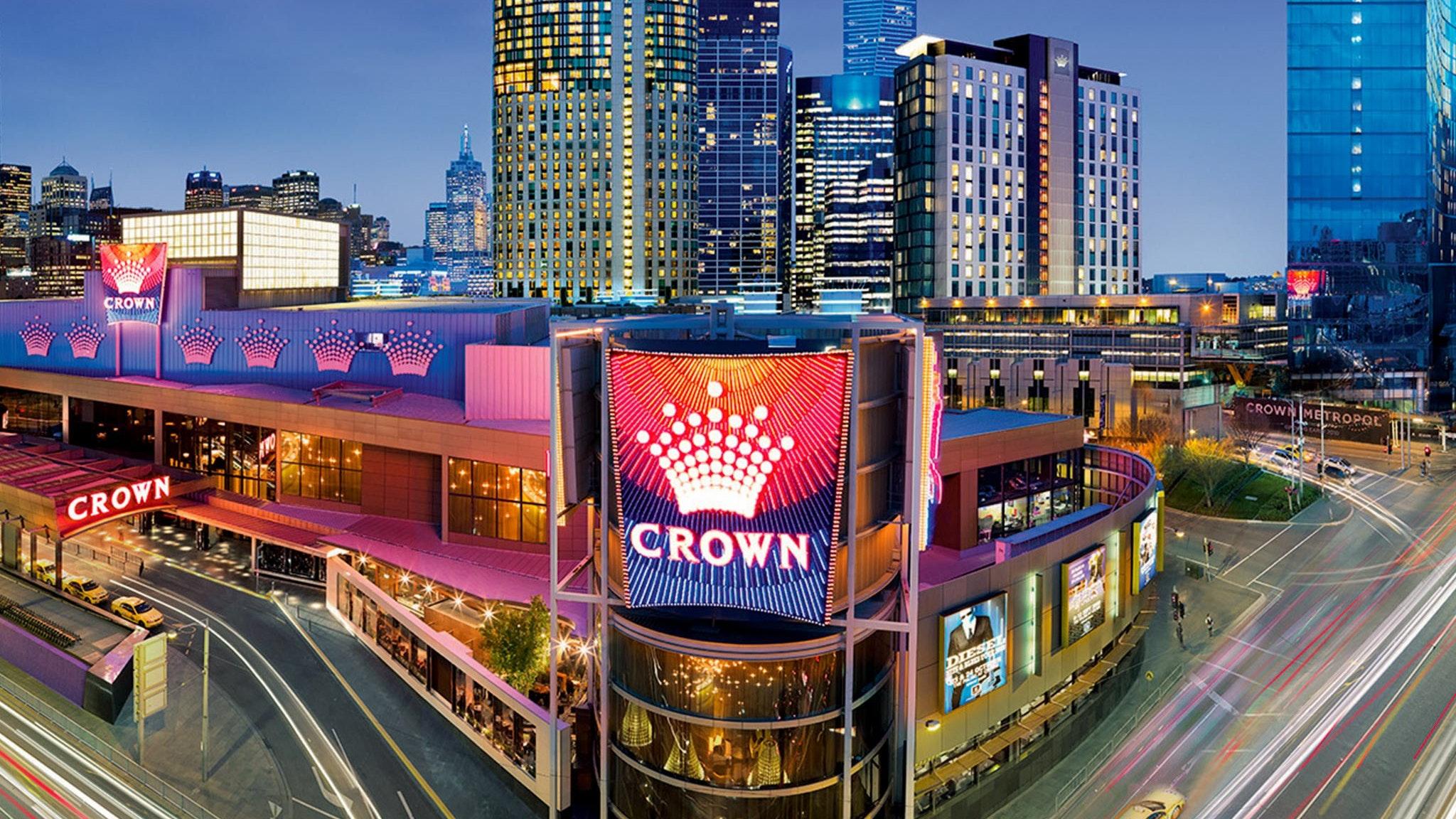 Crown Casino – Melbourne